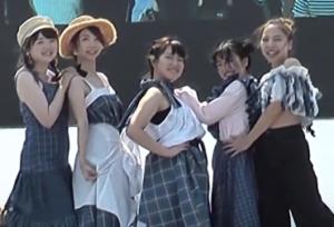 神戸みなとまつり 神戸タータン ファッションショー