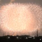 PL花火大会 フィナーレの超巨大スターマイン