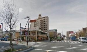 水戸街道(国道6号線)