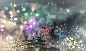 琵琶湖花火大会