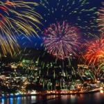 熱海海上花火大会2016。花火の見える穴場ホテルはココ!