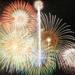 教祖祭PL花火大会2017の日程とアクセス!穴場や打ち上げ数は?