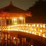 奈良燈花会2017の日程。おすすめ会場や鑑賞スポットは?