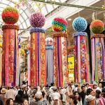 仙台七夕祭りの歴史と起源。見どころや由来について。