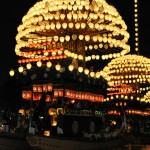 尾張津島天王祭