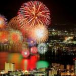琵琶湖花火大会2016の日程。おすすめ有料観覧席、穴場情報。