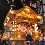 成田祇園祭2016の日程とスケジュール。駐車場はある?