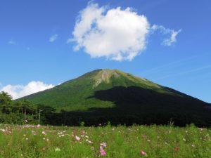 山 空 雲