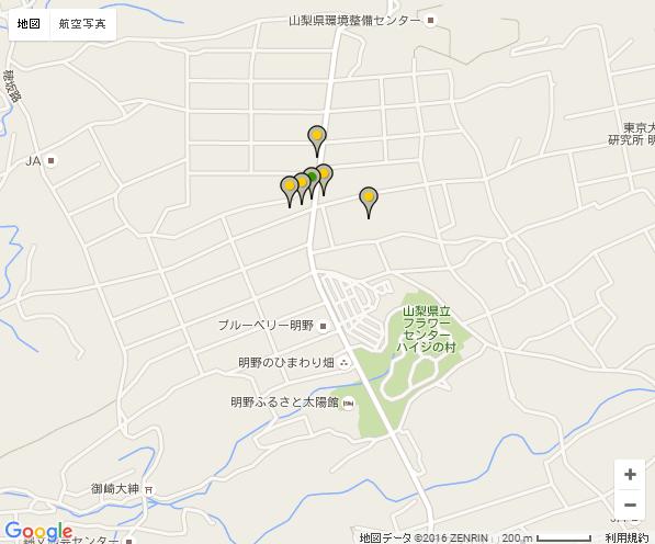 明野サンフラワーフェス 浅尾新田会場