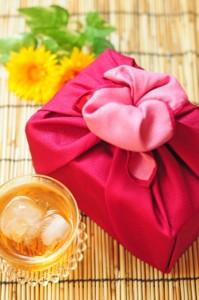 贈り物 麦茶