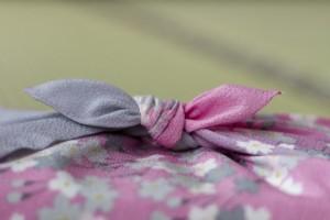 桜 風呂敷包み