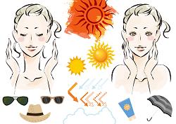 紫外線カット 日焼け止め