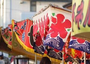 成田祇園祭 屋台