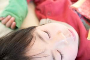 子供 昼寝