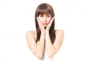 女性 外国人 美容