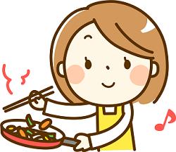 料理 フライパン