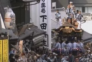 成田祇園祭 総踊り