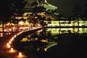 東大寺鏡池