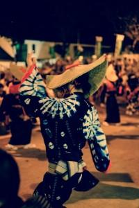 西馬音内盆踊り 踊り子