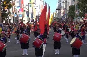 新宿エイサー祭り
