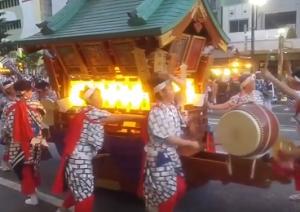小倉祇園太鼓