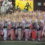 徳島阿波踊り 総踊り