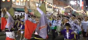 徳島阿波踊り にわか連