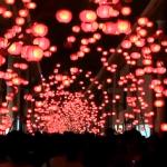 山口七夕ちょうちん祭り2017の日程。駐車場はある?