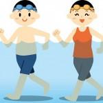 水泳のダイエット効果。時間や泳ぎ方は?ペースはどれくらい?