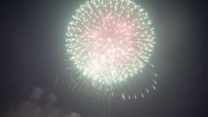 巨大打ち上げ花火