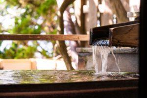 源泉かけ流し 温泉