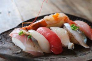 お寿司セット ランチ