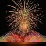 熊野大花火大会2018の穴場と宿泊所!駐車場や有料席は?