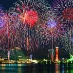 みなとこうべ海上花火大会2016の穴場。場所取りは何時から?