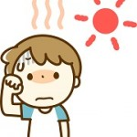 熱中症、熱射病、日射病の症状の違い。応急処置と対策方法。