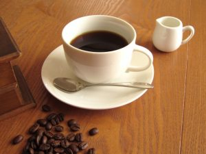 コーヒー豆 コーヒー ミルク