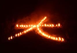 左大文字 五山送り火
