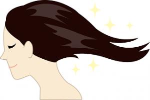 女性 長髪