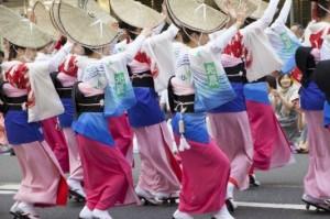 徳島阿波踊り おどりロード