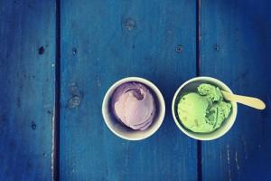 カップアイスクリーム