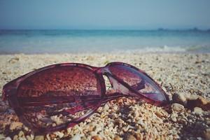 海 サングラス