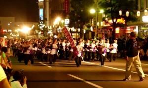 倉敷天領夏祭り 総踊り