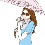 紫外線 対策 女性