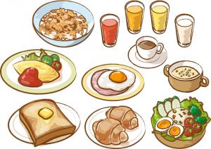 食べ物 朝食