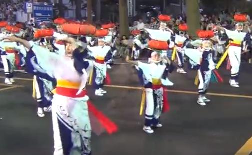 盛岡さんさ踊り 伝統さんさ踊り