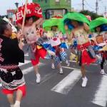 渋川へそ祭り2018の日程と見どころ。駐車場や交通規制は?
