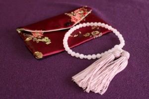 袱紗 数珠