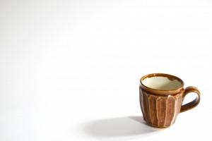 益子焼 コーヒーカップ