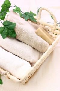 タオル 石鹸