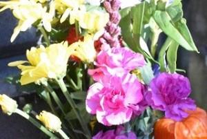 お供えのお花